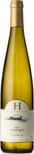 Huff Estates Pinot Gris 2012, VQA Ontario Bottle
