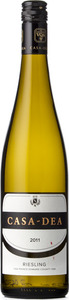 Casa Dea Riesling 2011, VQA Prince Edward County Bottle