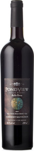 Pondview Estate Winery Bella Terra Cabernet Sauvignon 2011 Bottle
