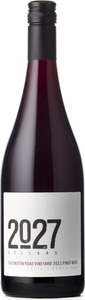 2027 Cellars Pinot Noir Queenston Road Vineyard 2011, St Davids Bench, Niagara Peninsula Bottle