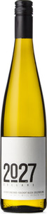 2027 Cellars Foxcroft Vineyard Riesling 2012, VQA Twenty Mile Bench Bottle