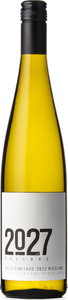 2027 Cellars Falls Vineyard Riesling 2012, VQA Vinemount Ridge, Niagara Peninsula Bottle