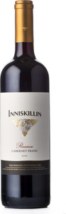 Inniskillin Niagara Estate Reserve Cabernet Franc 2010, VQA Niagara On The Lake Bottle