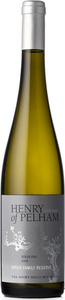 Henry Of Pelham Speck Family Reserve Riesling 2009, VQA Short Hills Bench, Niagara Peninsula  Bottle
