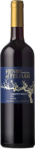 Henry Of Pelham Estate Cabernet/Merlot 2012, VQA Short Hills Bench, Niagara Peninsula Bottle