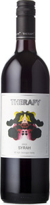 Therapy Vineyards Syrah 2011, BC VQA Okanagan Valley Bottle