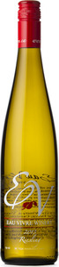 Eau Vivre Winery & Vineyards Riesling 2013, BC VQA Similkameen Valley Bottle