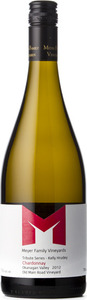 Meyer Tribute Series Old Main Road Vineyard Chardonnay 2012, VQA Okanagan Valley Bottle