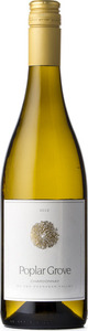 Poplar Grove Chardonnay 2012, BC VQA Okanagan Valley Bottle