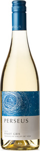 Perseus Pinot Gris 2013, BC VQA Okanagan Valley Bottle