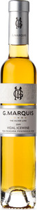 G. Marquis The Silver Line Vidal Icewine 2009, VQA Niagara Peninsula (200ml) Bottle