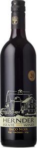 Hernder Estate Baco Noir 2012, VQA Niagara Peninsula Bottle