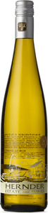 Hernder Estate Riesling 2009, VQA Bottle