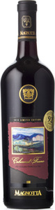 Magnotta Cabernet Franc Limited Edition 2010, Niagara Peninsula  Bottle