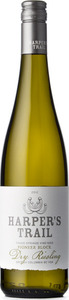 Harper's Trail Pioneer Block Dry Riesling 2012, VQA Okanagan Valley Bottle