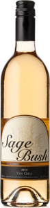 Sage Bush Winery Vin Gris 2012, VQA Similkameen Valley Bottle