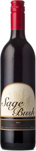 Sage Bush Winery Red Fusion 2011, VQA Similkameen Valley Bottle