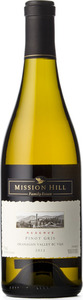 Mission Hill Family Reserve Pinot Gris 2012, BC VQA Okanagan Valley Bottle
