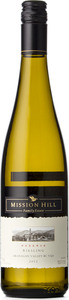 Mission Hill Riesling Reserve 2012, VQA Okanagan Valley Bottle