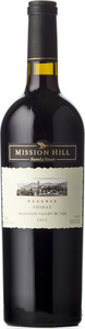 Mission Hill Family Estate Reserve Shiraz 2011, BC VQA Okanagan Valley Bottle
