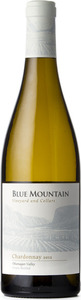 Blue Mountain Chardonnay 2012, Okanagan Valley Bottle