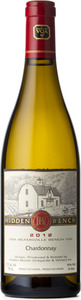 Hidden Bench Chardonnay 2012, Beamsville Bench Bottle