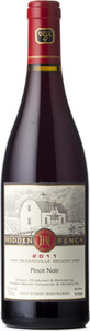 Hidden Bench Estate Pinot Noir 2011, VQA Beamsville Bench, Niagara Peninsula Bottle