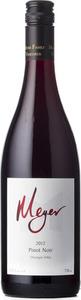 Meyer Family Vineyards Okanagan Valley Pinot Noir 2012, Okanagan Valley Bottle