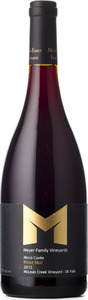 Meyer Pinot Noir Micro Cuvee Mclean Creek Road Vineyard 2012, Okanagan Valley Bottle