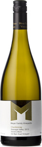 Meyer Stevens Block Chardonnay Old Main Road Vineyard 2013, VQA Okanagan Valley Bottle