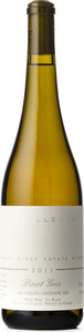 Stoney Ridge Estate Excellence Pinot Gris 2011, VQA Niagara Lakeshore Bottle