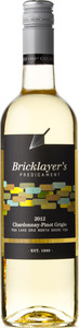 Colio Estate Bricklayer's Predicament Pinot Grigio Chardonnay 2013, Ontario Bottle