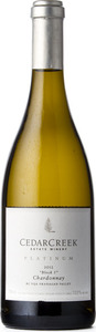 CedarCreek Platinum Block 5 Chardonnay 2012, Okanagan Valley Bottle