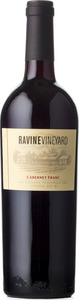 Ravine Vineyard Cabernet Franc 2012 Bottle