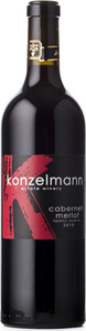 Konzelmann Estate Cabernet Merlot Family Reserve 2010, Niagara Peninsula Bottle