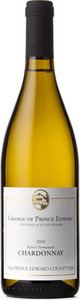 The Grange Of Prince Edward Victoria Block Chardonnay 2010, VQA Prince Edward County Bottle