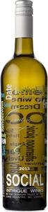 Intrigue Social 2013 Bottle