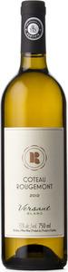 Versant Blanc Coteau Rougemont 2012 Bottle