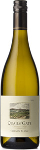 Quails' Gate Chenin Blanc 2013, VQA Okanagan Valley Bottle