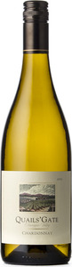 Quails' Gate Chardonnay 2012, BC VQA Okanagan Valley Bottle