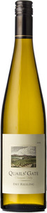 Quails' Gate Dry Riesling 2013, Okanagan Valley Bottle
