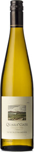 Quails' Gate Gewurztraminer 2013, BC VQA Okanagan Valley Bottle