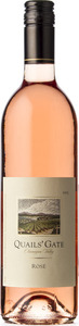 Quails' Gate Rosé 2013, BC VQA Okanagan Valley Bottle