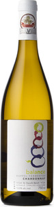 Niagara College Teaching Winery Balance Barrel Fermented Chardonnay Donald Ziraldo Vineyard 2011, VQA Niagara Peninsula Bottle