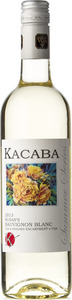 Kacaba Vineyards Susan's Sauvignon Blanc 2013, Niagara Peninsula Bottle