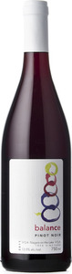 Niagara College Teaching Winery Balance Pinot Noir 2011 Bottle