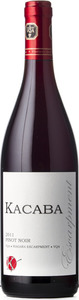 Kacaba Vineyards Pinot Noir 2011 Bottle