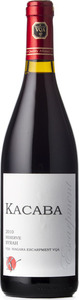 Kacaba Reserve Syrah 2010, VQA Niagara Escarpment Bottle