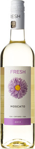 Fresh Wines Moscato 2013, Ontario VQA Bottle