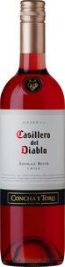 Concha Y Toro Casillero Del Diablo Shiraz Rosé 2013 Bottle